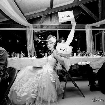 Idée jeux pour mariage