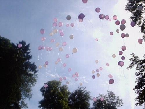 lcher de ballons 2 - Lacher De Ballon Mariage