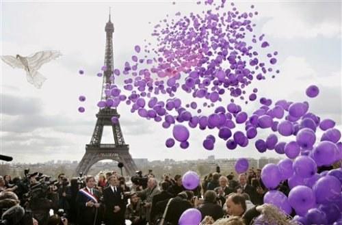 animation mariage le lcher de ballon - Lacher De Ballons Mariage