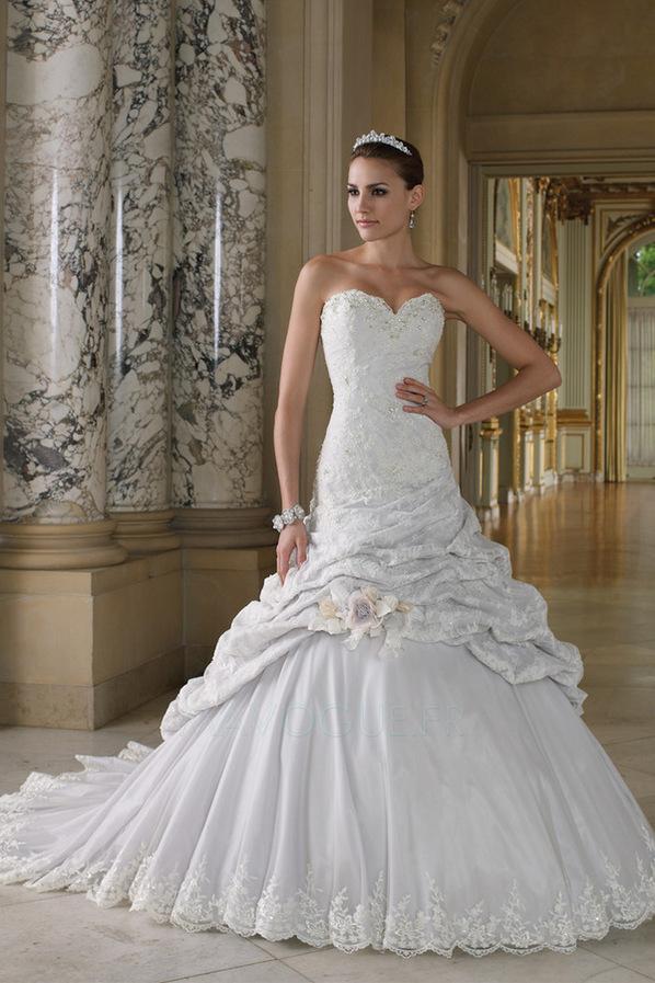 robe de mariée bal