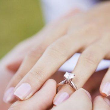 Une demande en mariage très … Spatial