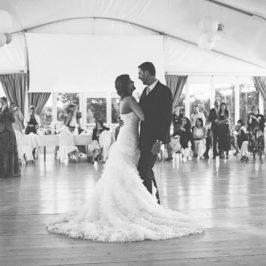 mariage à l'américaine - ouverture de bal