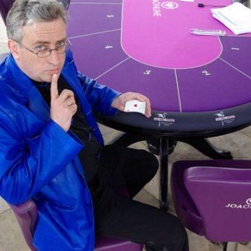 Francky Le Tricheur, magicien professionnel