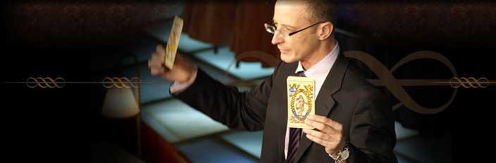Magicien mentaliste professionnel