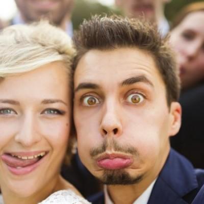 Révolution dans le mariage «Wedding Party»