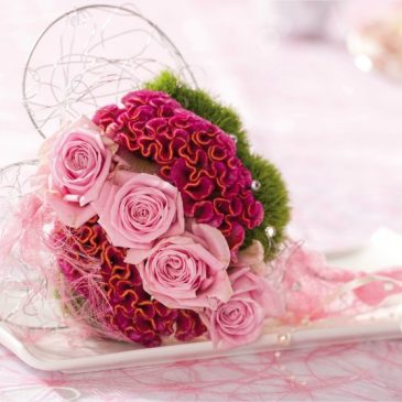Choisir son bouquet mariage