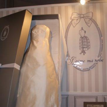La robe de mariée après le mariage ?