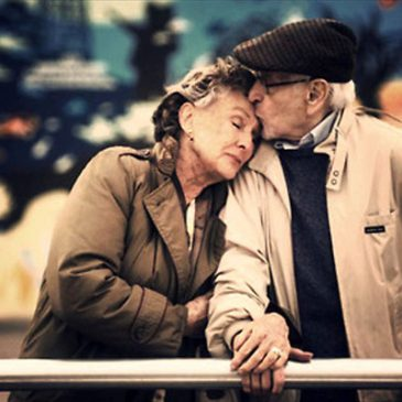 les plus vieux jeunes mariés du monde