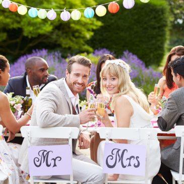 Repas de mariage : maison ou restaurant