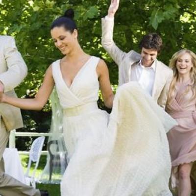 Jeu pour mariage spécial brise-glace