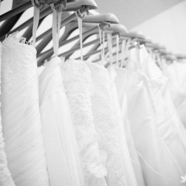 Rentrer dans sa robe de mariage le jour J