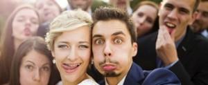 Jeu de mariage, la plus belle grimace