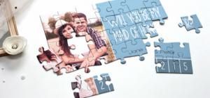 jeux pour mariage puzzle