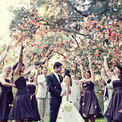 Découvrez 6 vieilles traditions de mariages