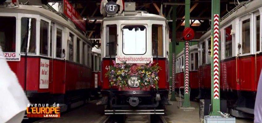 trajet mariage tram