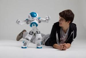 nao robot amour