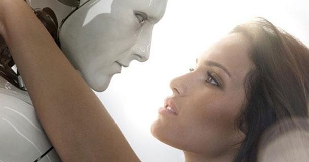 amour robot et etre humain