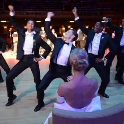 Pour un mariage original, dansons!