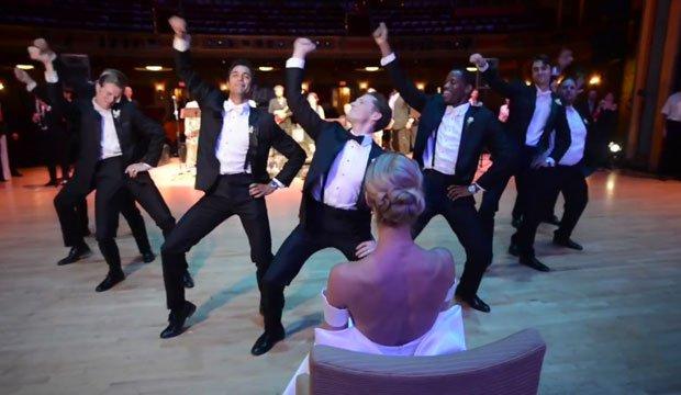 danse mariage original