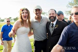 barack obama s'invite au mariage