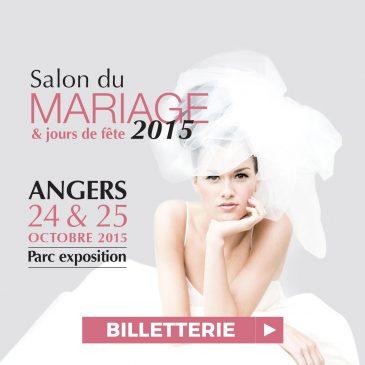 Salon du mariage à Angers