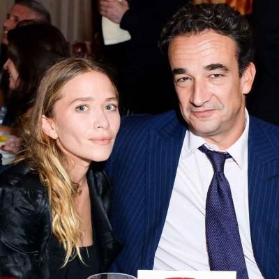 Mary-Kate Olsen et Olivier Sarkosy se sont dit oui !