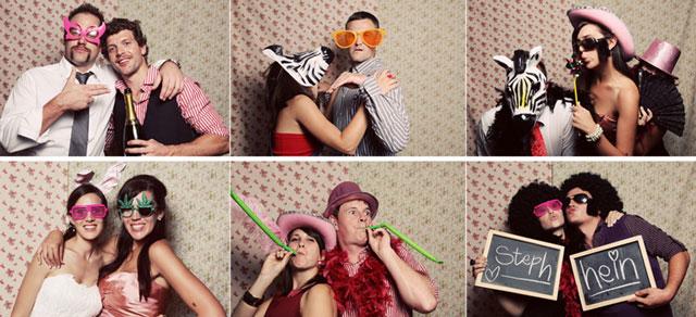 tendances mariage photobooth