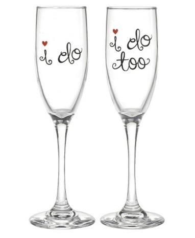 cadeaux pour futurs couples flute