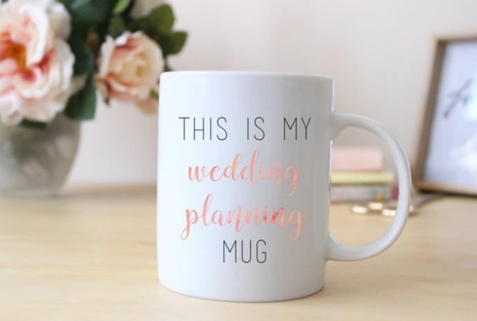 cadeaux pour futurs couples mug