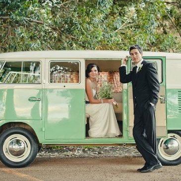 5 idées surprenantes de voiture de mariage