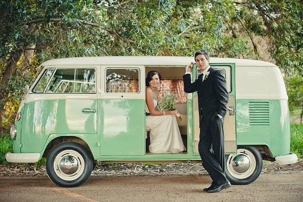 Célèbre 5 idées surprenantes de voiture de mariage - Jeux Pour Mariage DY59