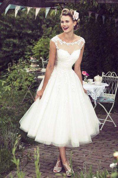 Robe de mariée été