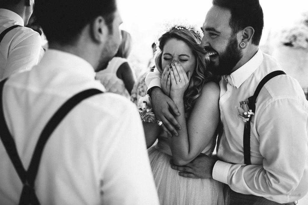jouer pendant votre fête de mariage