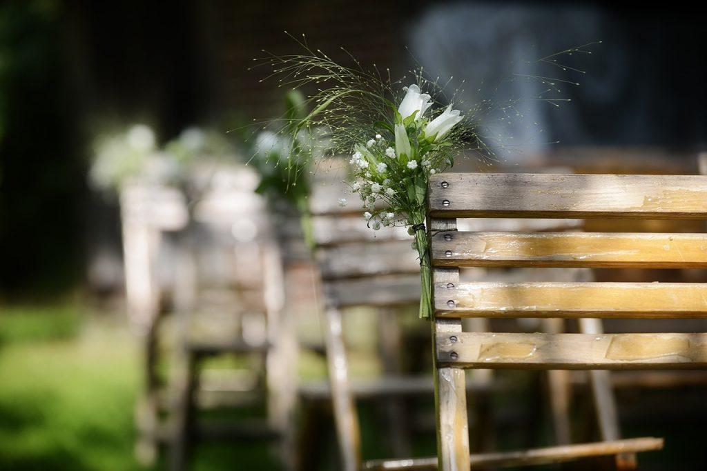 chaise musicale chaise mariage
